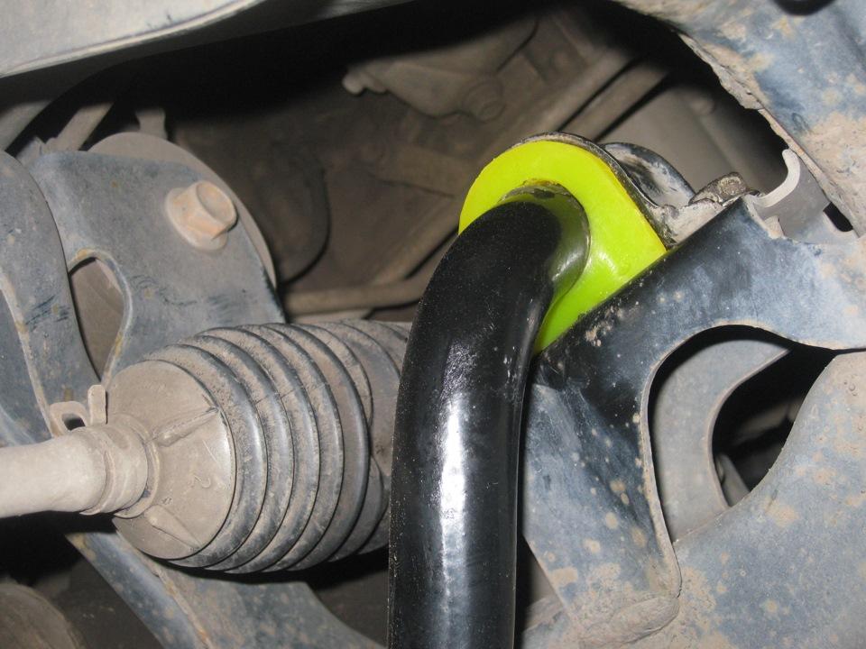 Замена втулок стабилизатора транспортер транспортер на платной дороге как пользоваться